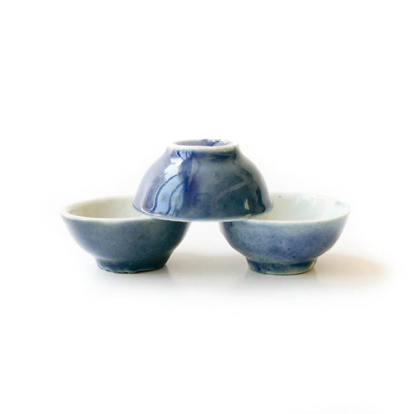 Qing Dynasty Blue Cup