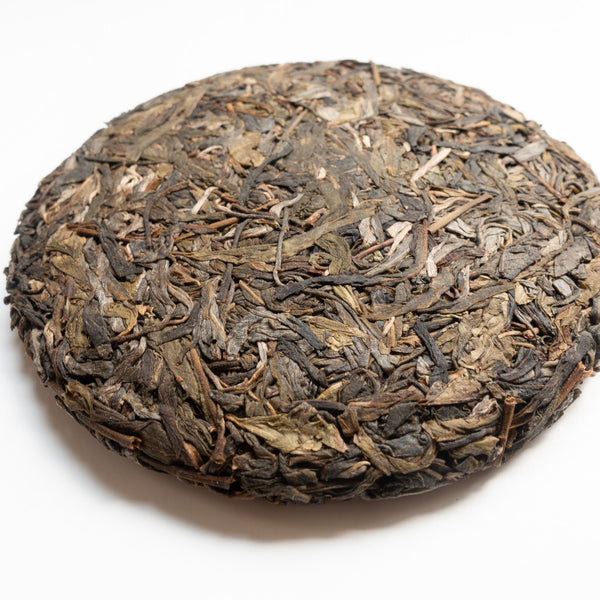 2019 Boundless Ancient tree Puerh