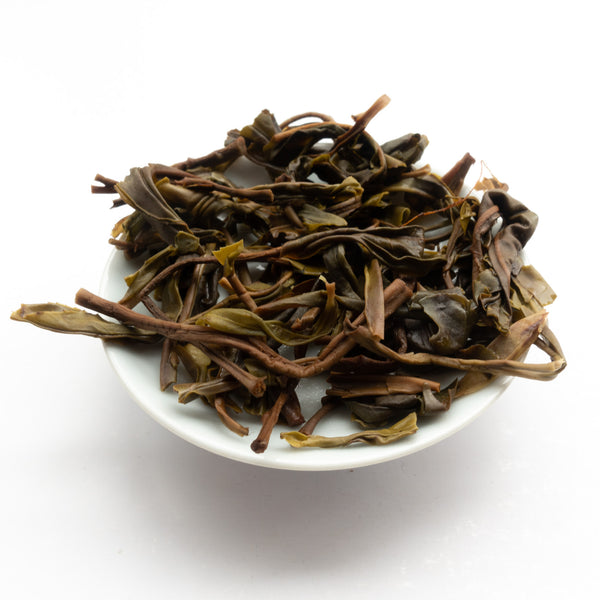 2018 Spring Secret Forest Puerh