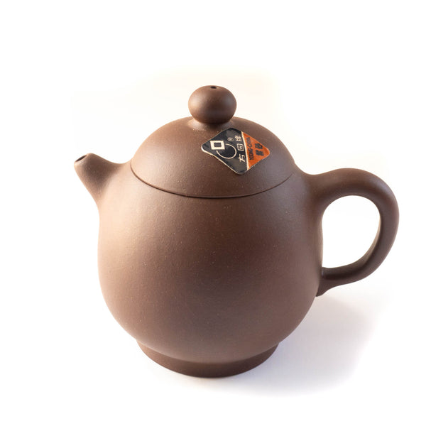 160ml Factory 1 Dragon Egg Zini Yixing Teapot