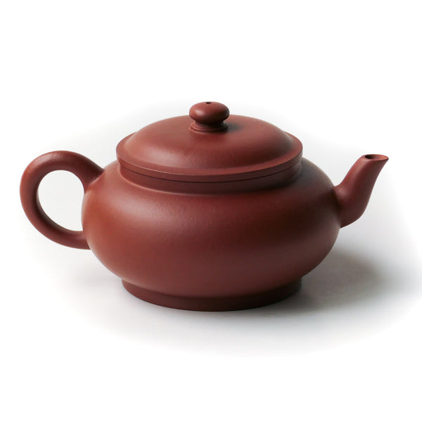 125ml Yixing ShenDeng Hong Ni Tuiban Tea Pot