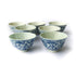45ml Qing Dynasty Batik Antique Cups