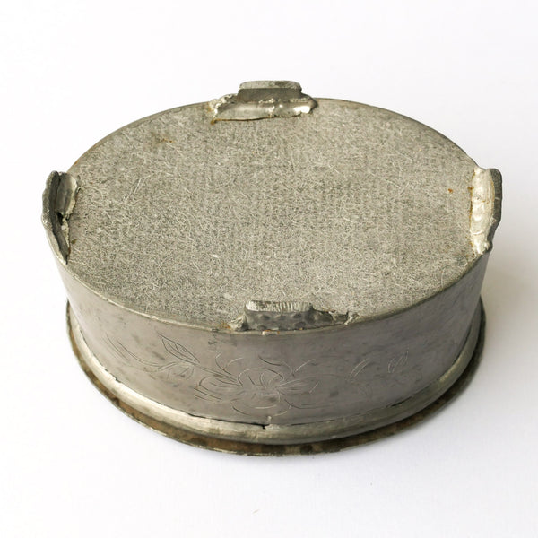 ROC period Small Pewter Teatray