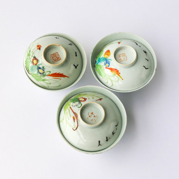 200ml ROC Period Flower Gaiwan