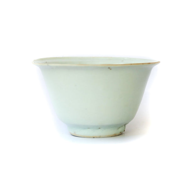 85ml Ming Dynasty Unpainted cup