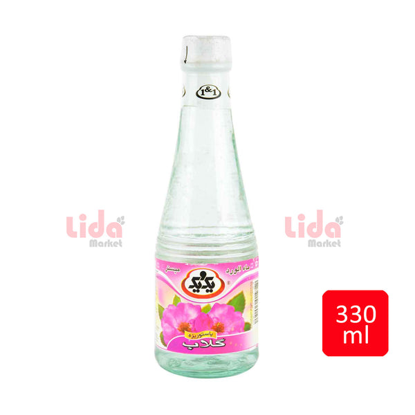 1&1 Rose Water 330 ml | گلاب یک و یک