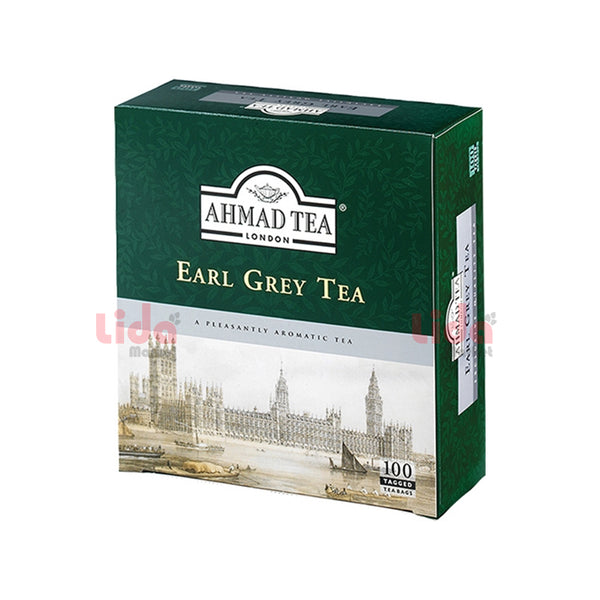 Aromatic Earl Grey Tea Bag | چای کیسه ای ارل گری عطری احمد - lidamarket.com.au