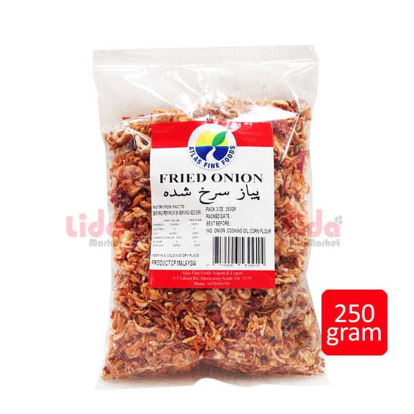 Fried Onion 250 gr| پیاز سرخ شده