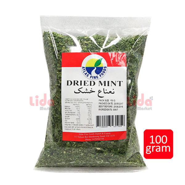 Dried Mint 100 gr | نعناع خشک