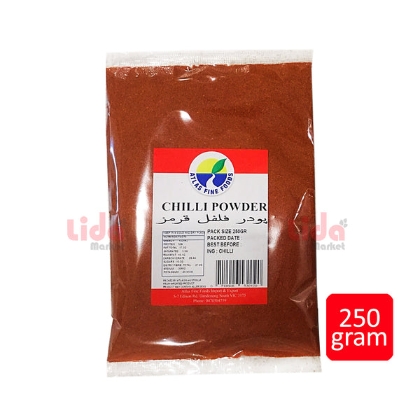 Chili Powder 250 gr | فلفل قرمز