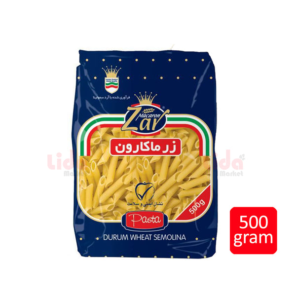 Penne Rigate | پاستا پنه زر ماکارون - LASI Online