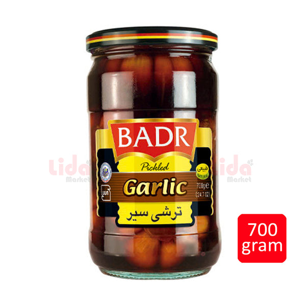 Pickled Garlic | سیر ترشی بدر - LASI Online