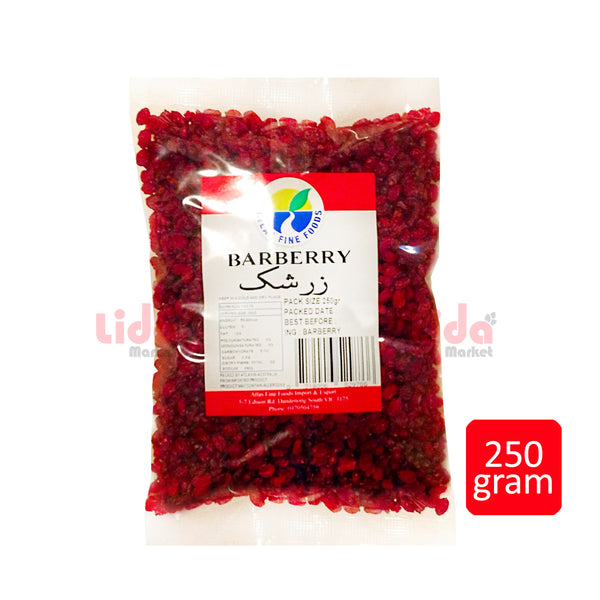 Dried Barberry 250 gr | زرشک