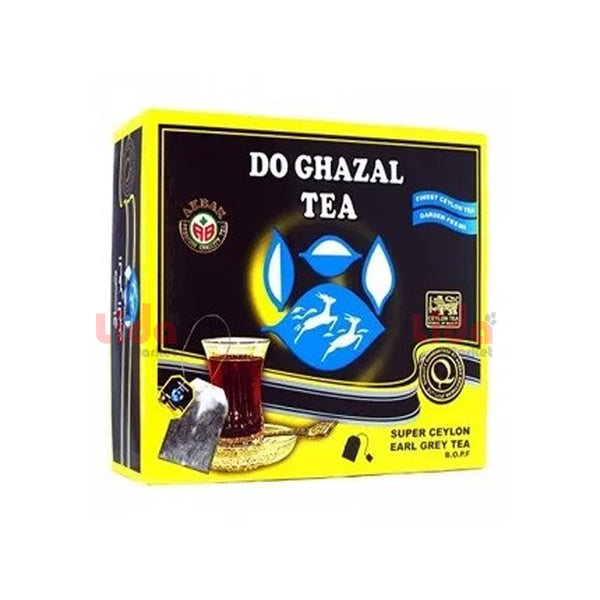 Earl Grey Tea Bag | چای کیسه ای ارل گری دوغزال - LASI Online