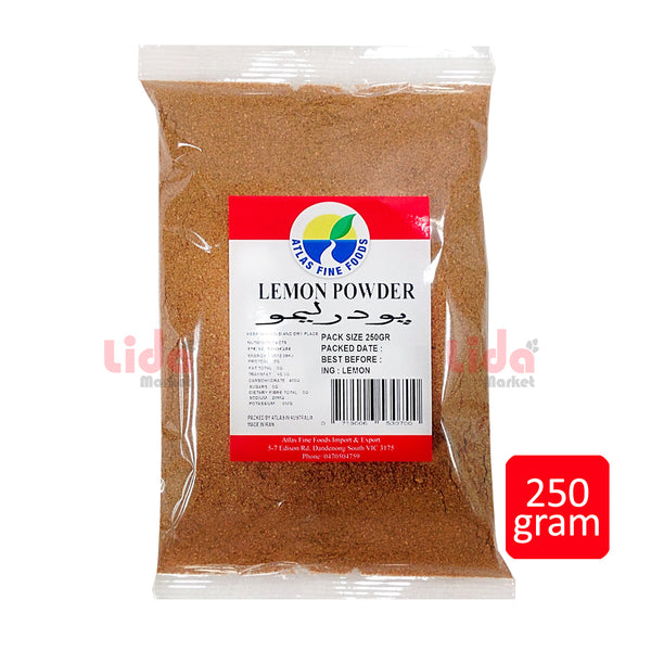 Lemon Powder 250 gr | پودر لیمو