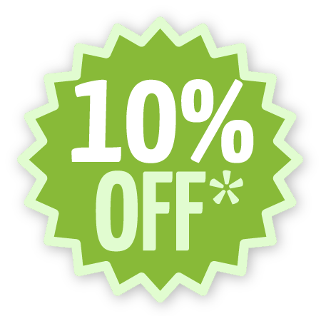 !!10% OFF For New Customers!!