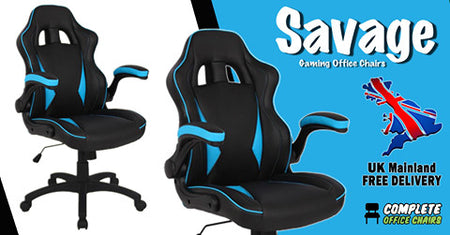 SAVAGE Gaming Style Office Chair
