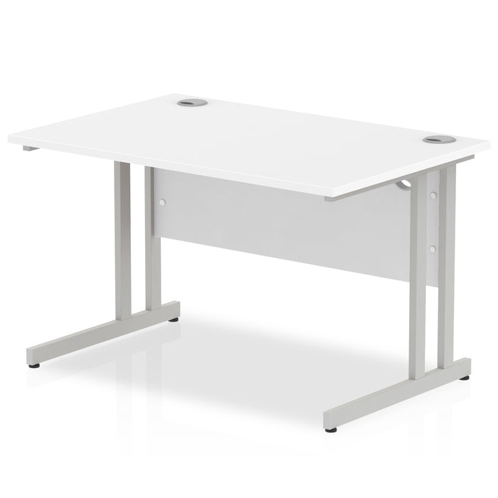 Straight desk Available in 4 finishes