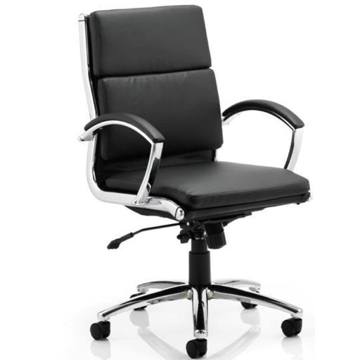 Dynamic Classic Medium Back Chair Black