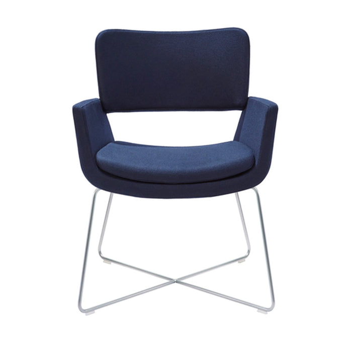 Connection Korus High Back Arm Chair