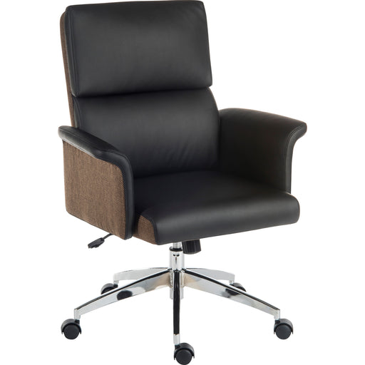 Ergonomic Medium Back Elegance Chair