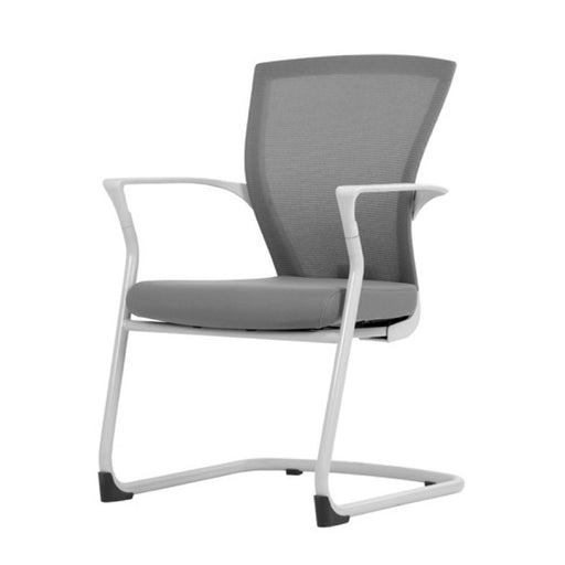 Bestuhl Cantilever Chair White Grey