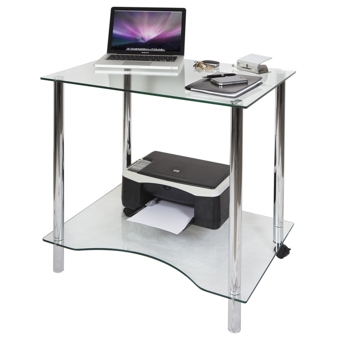 Home Office Crystal Workstation