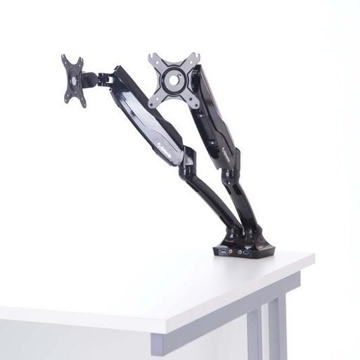 Dual Monitor Arm - White or Black