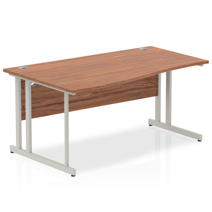 Right/Left Wave desk Available in 4 finishes