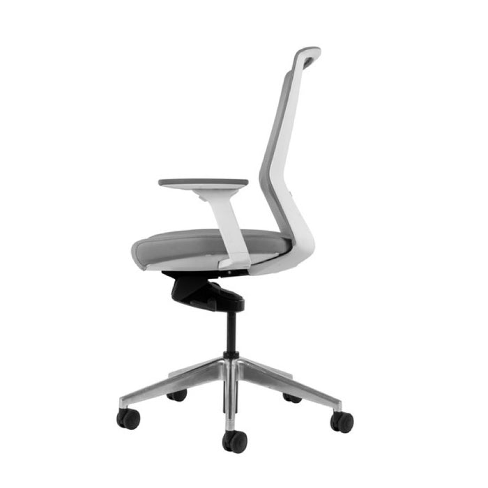 Bestuhl J1 Chair - White & Grey