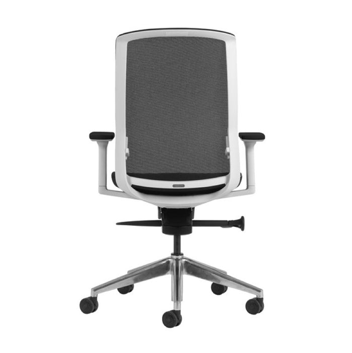 Bestuhl J1 Chair - White & Black