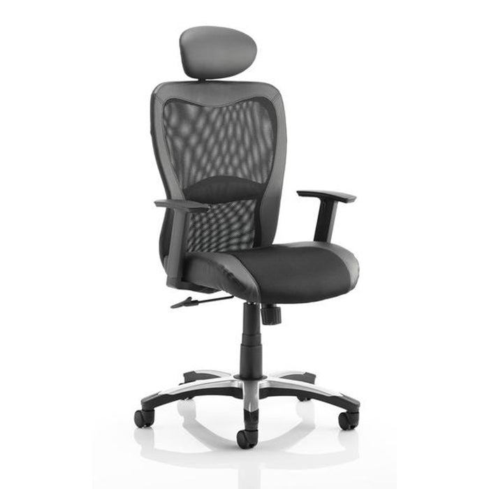 Mesh task chair - With or without headrest