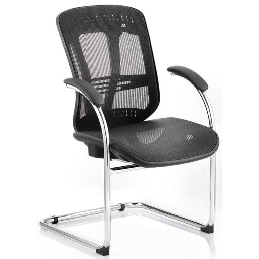 Dynamic Mirage Cantilever Chair