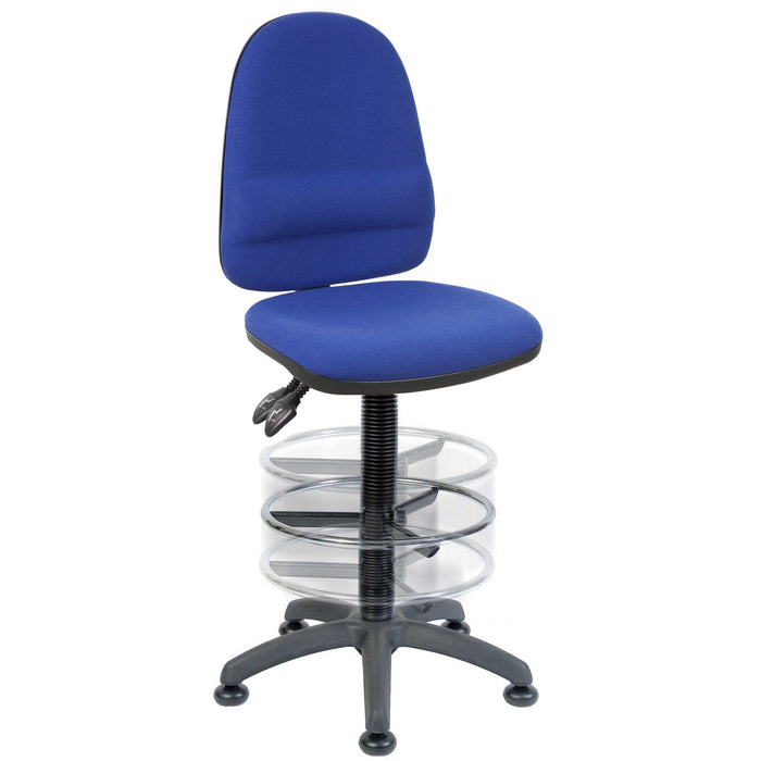 Ergonomic High Stool