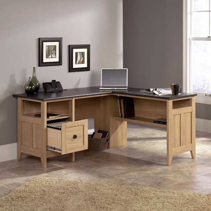 Home Study L- Shaped Desk