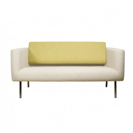 Connection Seating Orbis 2 Seat Sofa
