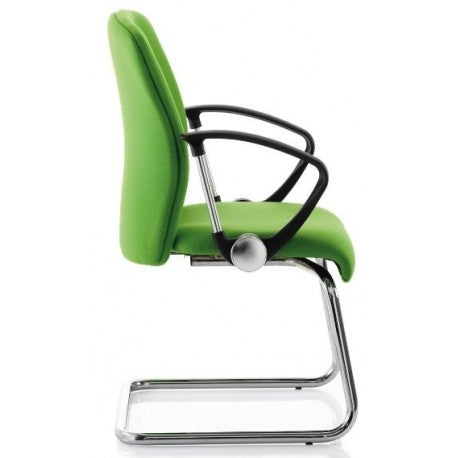 Ocee Design Poise Visitor Cantilever Chair