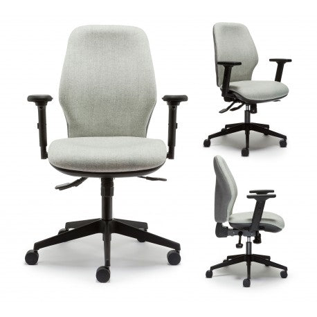 Orthopaedica 200 Series Medium Back Ergonomic Chair