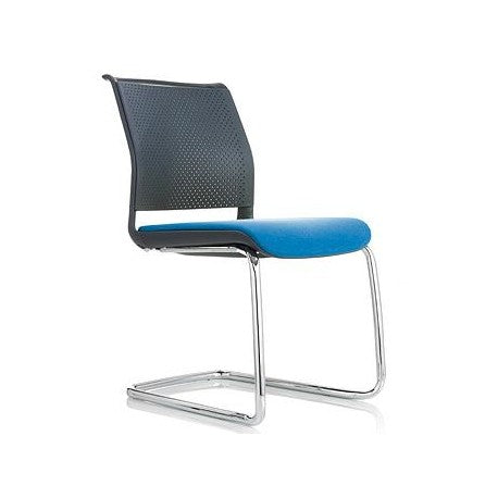Senator S21 Ad-Lib Cantilever Meeting Chair - Upholstered