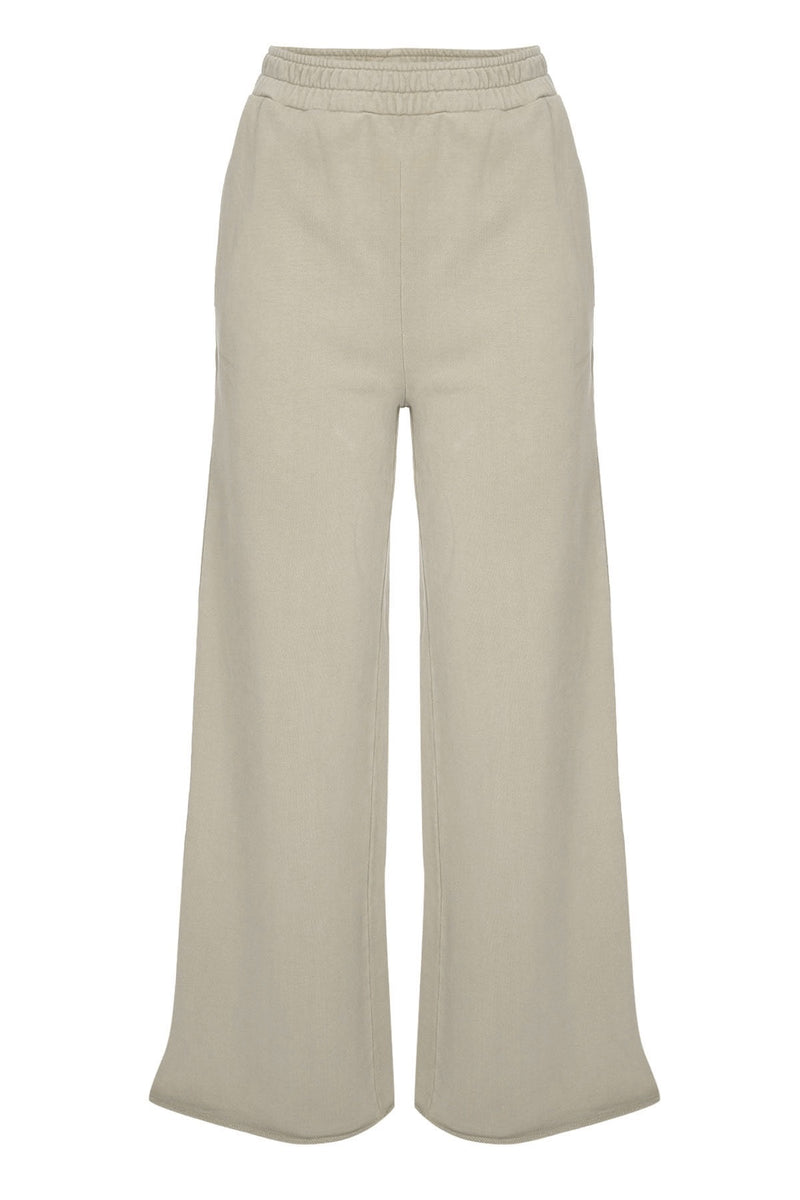 Baku Knitted Pants | Taupe