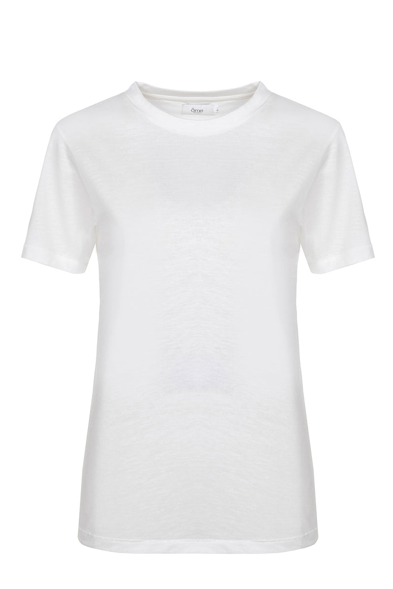 Julia T-shirt | White