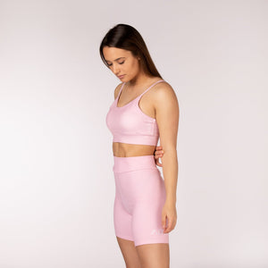 REMARKABLE - CYCLING SHORT pink