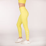 RELENTLESS - LEGGING limonade