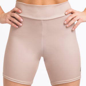 REMARKABLE - CYCLING SHORT beige