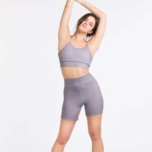 REMARKABLE - CYCLING SHORT grey