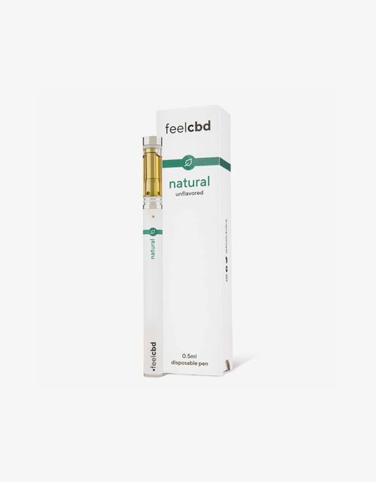 feelcbd Natural Disposable Pen