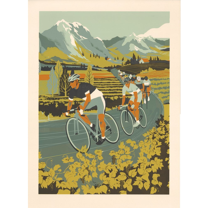 Vineyard Cyclists