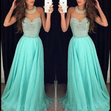 Green Pleated Off Shoulder Halter Neck Rhinestone High Waisted Elegant Party Maxi Dress