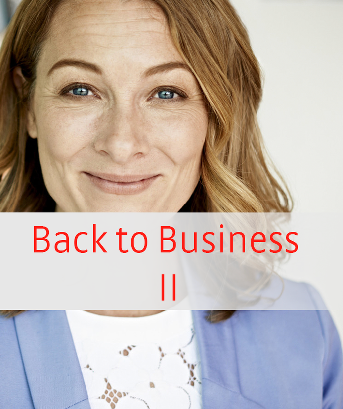 Back to Business (II)