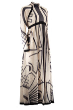 PICASSO Ivory Print